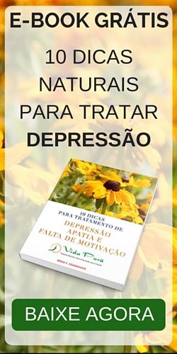 Ebook Dicas Depressão